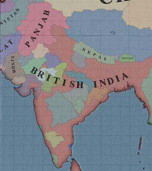 India - Victoria 2 Wiki